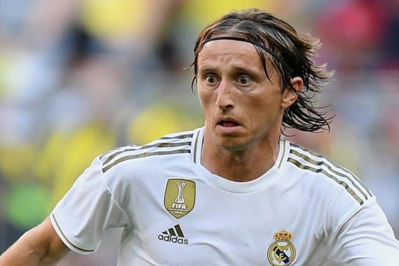 Luka Modrić (Real Madrid)